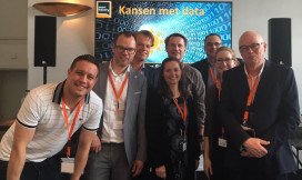 Data Value Center Smart Industry groepsfoto