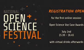 Open Science Use Case Awards banner