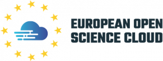 European Open Science Cloud (EOSC) logo