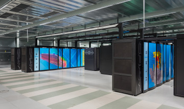 Hazel Hen supercomputer in Duitsland