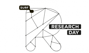 SURF Research Day Logo